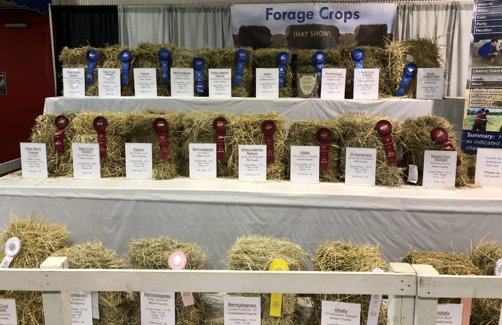 Image of hay show